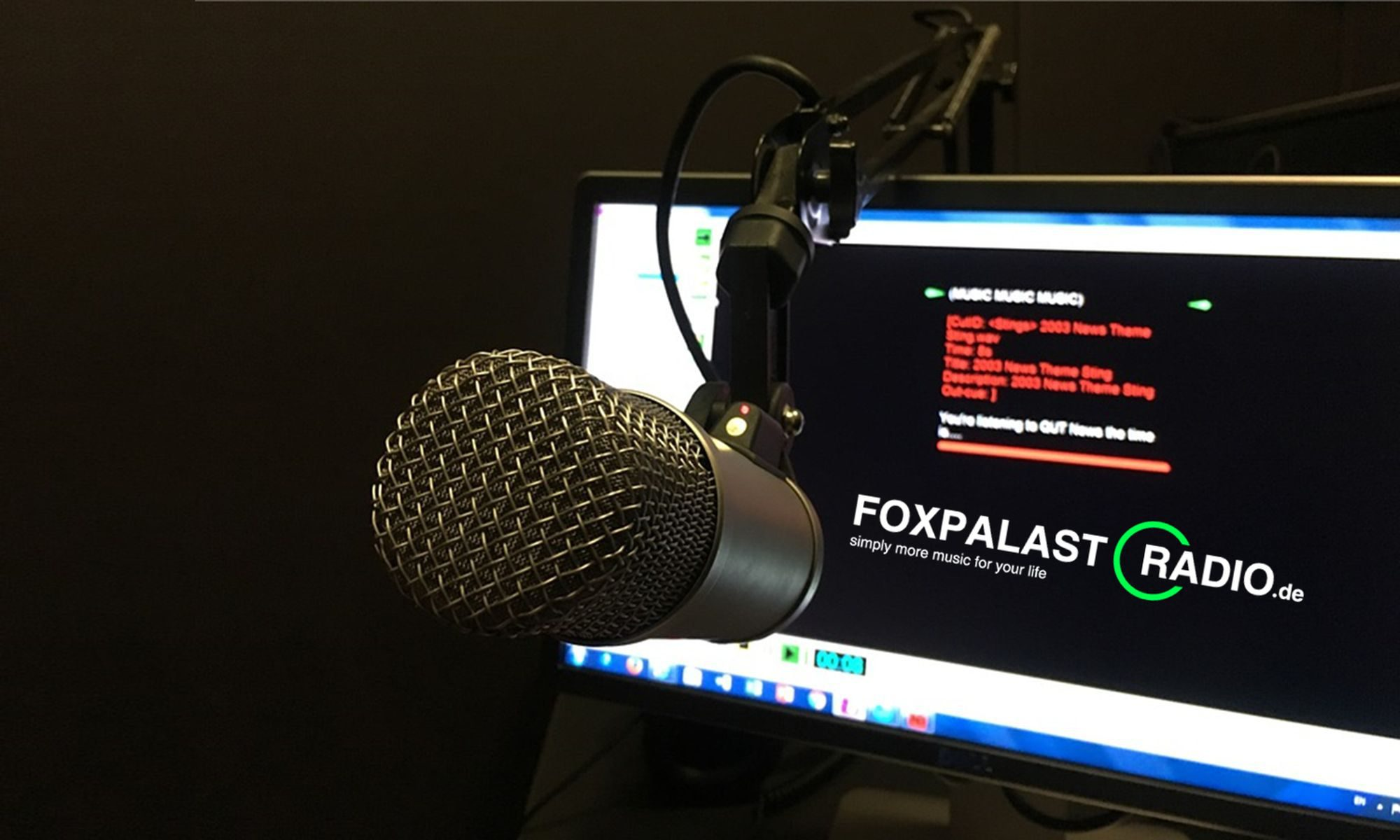 FOXPALAST-Radio